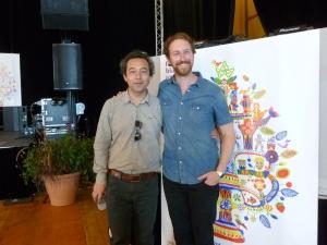 JF.Olea y D.Muñoz