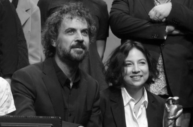 Alvaro Brechner et Cristina Gallego
